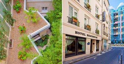 Hotel Beaubourg Paris